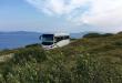 auf Reisen 110x75 - Großzügig ausgestattete Reisemobile schenken Bewegungsfreiheit