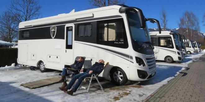 Wintercampen 660x330 - Wintercampen - mit Komfort in die Kälte