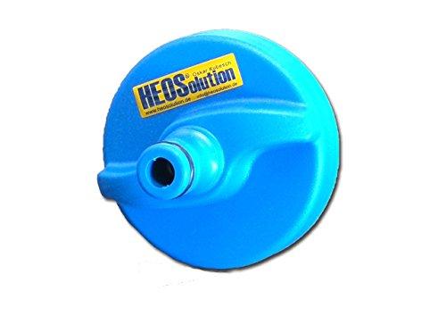 heosolution 37821 heoswater 5251 connector universal tankdeckel mit gardena anschluss blau - HeoSolution 37821 Heoswater 5251 Connector Universal Tankdeckel mit Gardena-Anschluss, Blau