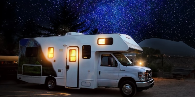 Sternenhimmel 660x330 - Der Vorzeltteppich – wodurch zeichnet sich dieser aus?