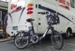 E Faltrad 110x75 - E-Falträder machen Wohnmobilisten noch mobiler