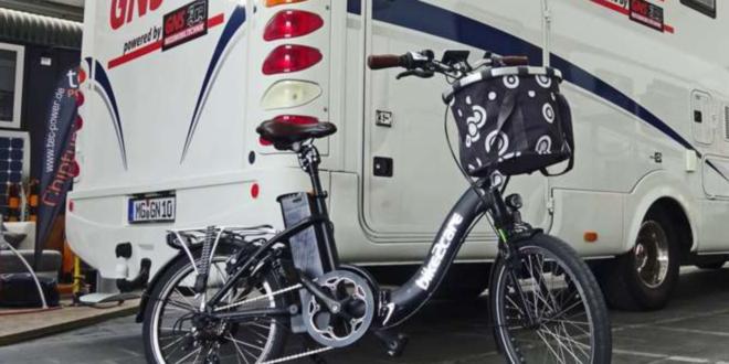 E Faltrad 660x330 - E-Falträder machen Wohnmobilisten noch mobiler